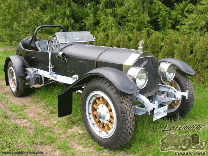 La France Tourer Speedster